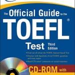 Топ-5 лучших книг для подготовки к TOEFL + мои личные рекомендации