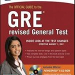 Лучшие книги по подготовке к обновленной версии GRE + книги по подготовке к каждой секции теста