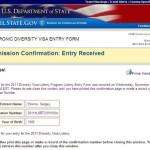 Грин кард лотерея DV-Lottery 2014: условия участия и правила подачи заявлений
