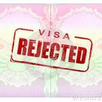 Отказ в визе США или грин карте. Причины отказа в визе