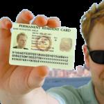 Снятие условности с грин карты. Получение постоянной грин карты после брака с гражданином США